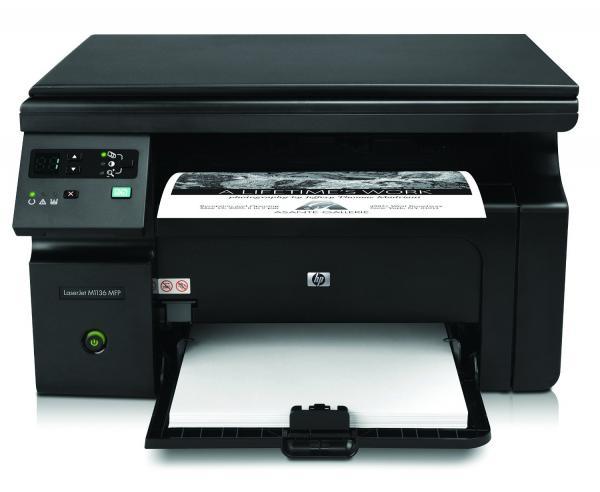 Toner hp laserjet pro m1136 a prezzi economici for Best home office multifunction laser printer